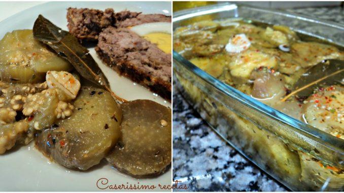 Image Result For Recetas De Cocina Facil Berenjenas En Escabeche
