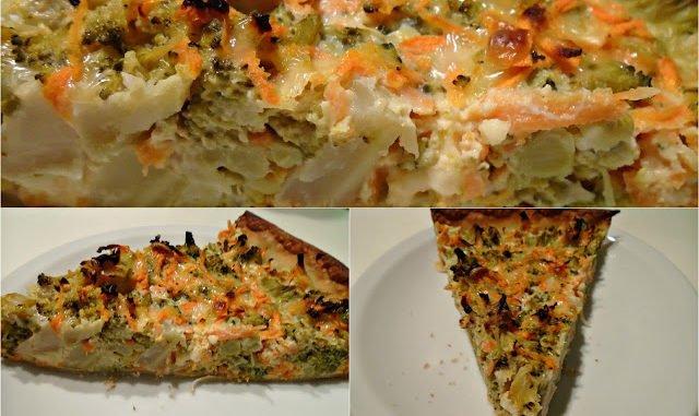 Tarta De Brocoli Y Zanahorias Deliciosa Solo 217 Kcal Ultra Light Una zanahoria (1) = 41 kcal dos zanahorias (2) = 82 kcal tres zanahorias (3) = 124 kcal cuatro zanahorias (4) = 168 kcal cinco zanahorias (5) = 205 kcal. tarta de brocoli y zanahorias